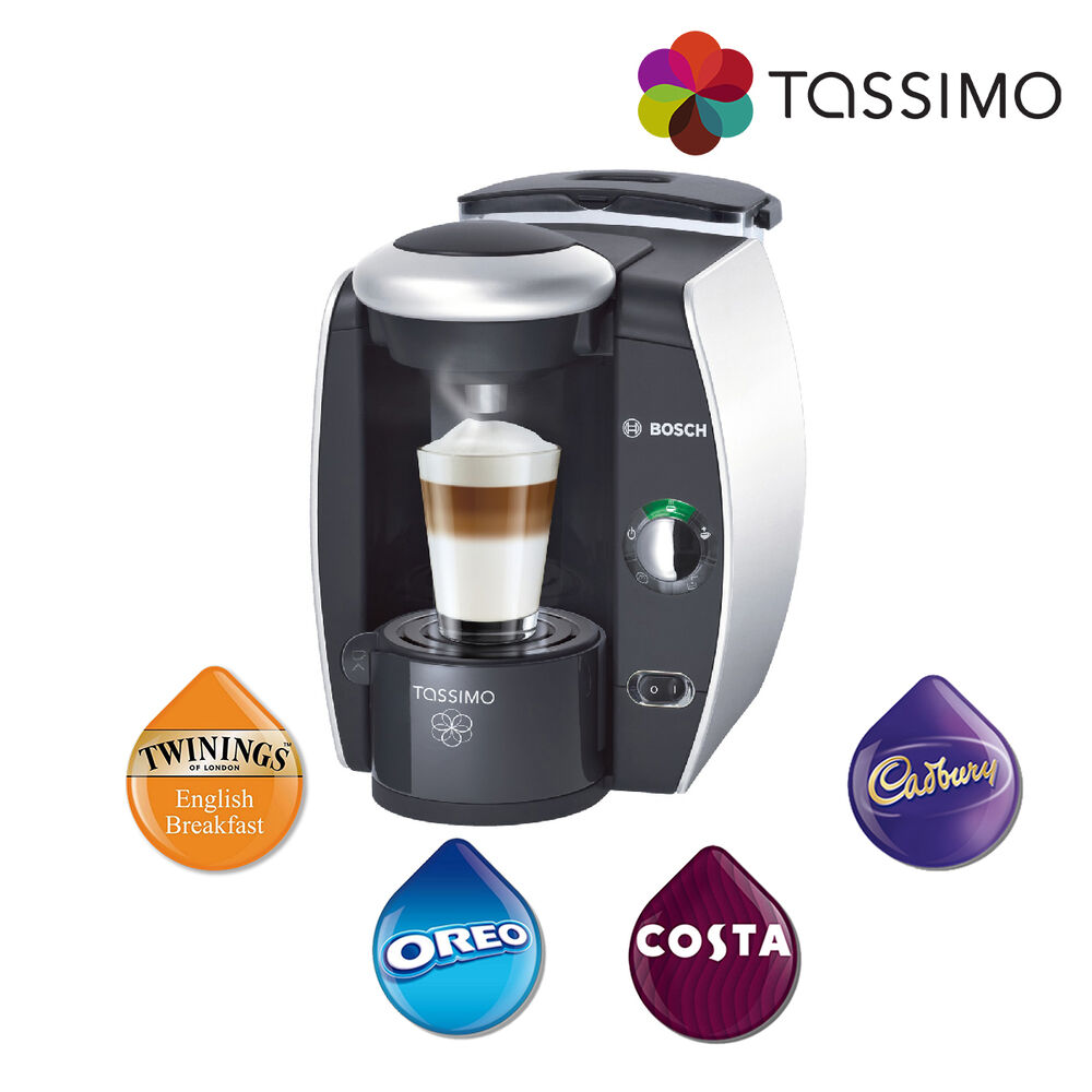 Bosch Coffee Maker Hot Water : Bosch Tassimo Fidelia TAS4011GB Costa Coffee Hot Drinks Machine 2L Capacity 4242002467498 eBay