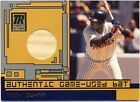 2001 Topps Reserve Tony Gwynn Authentic Game-Used Bat San Diego Padres