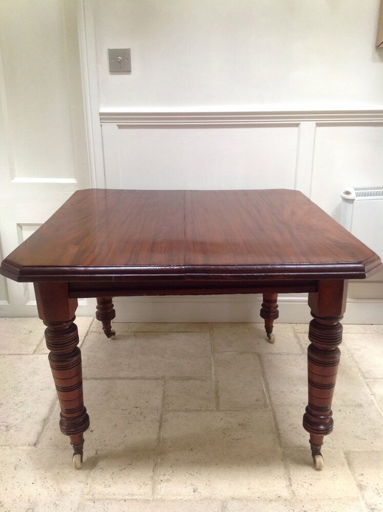Antique Victorian Mahogany Wind Out Extending Dining Table  : s l1000 from www.ebay.co.uk size 747 x 1000 jpeg 79kB