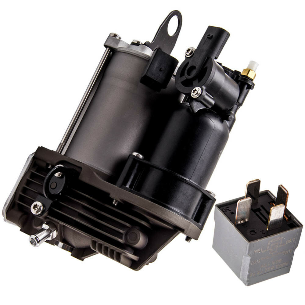 Air suspension compressor pump for mercedes benz w251 r for Air suspension compressor mercedes benz