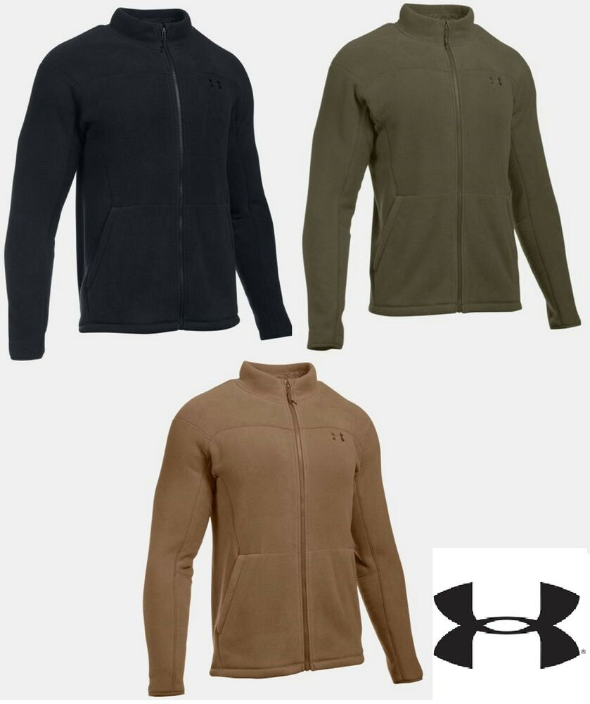Under Armour Tactical Super Fleece Jacket Ua Mens Sherpa