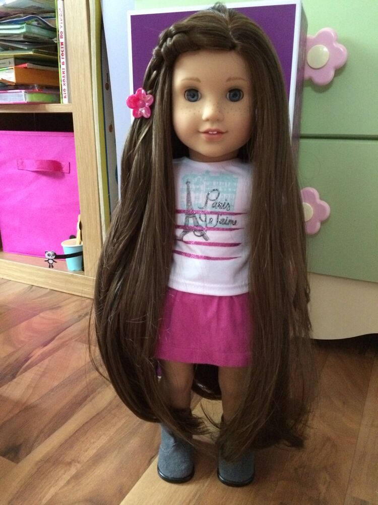 Custom American Girl Doll Grace Thomas Brown Or Blonde