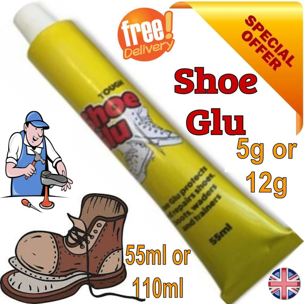 Shoe Goo For Leather Repair
