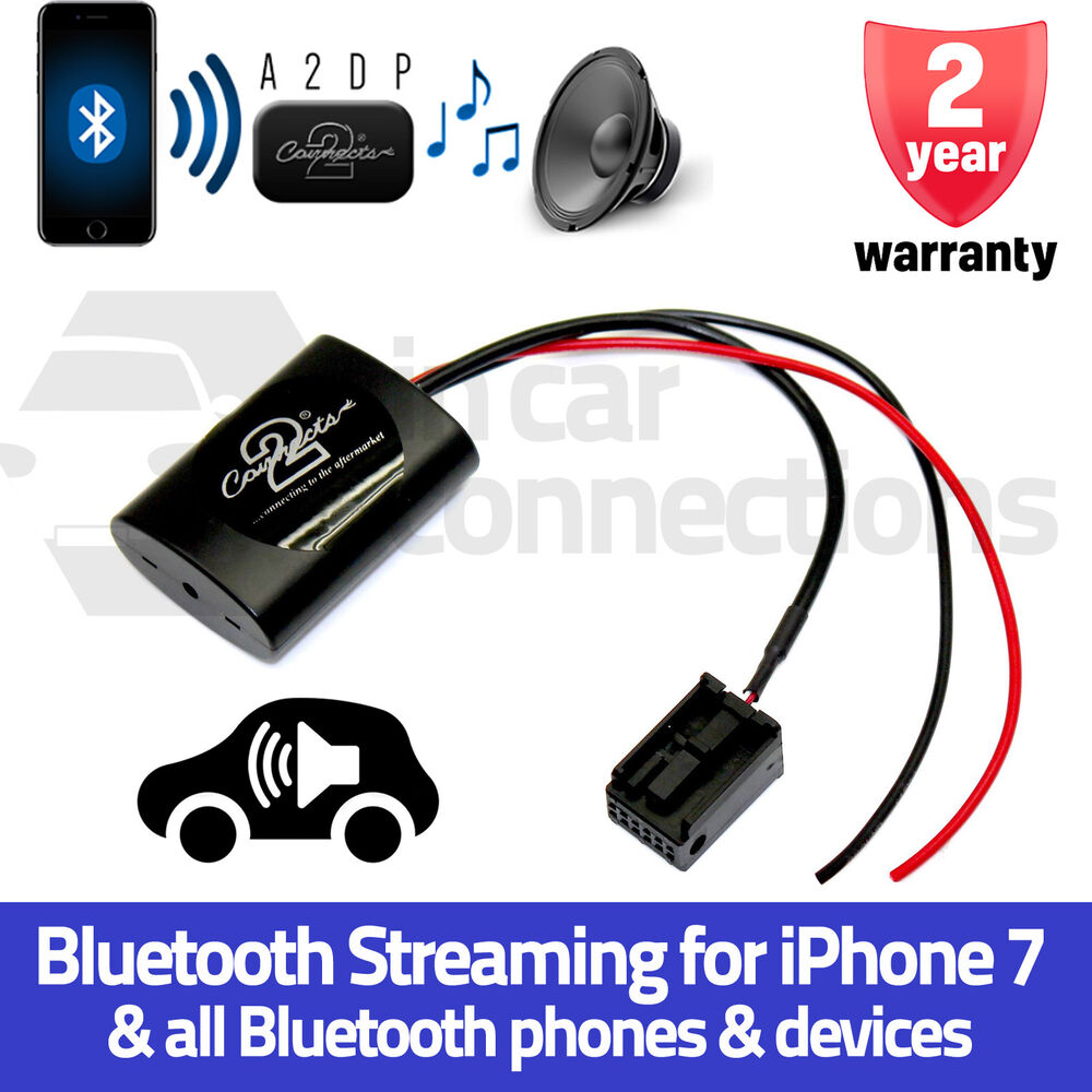 Bluetooth A2dp Adapter For Mercedes Benz: CTAFD2A2DP Ford Mondeo A2DP Bluetooth Streaming Interface
