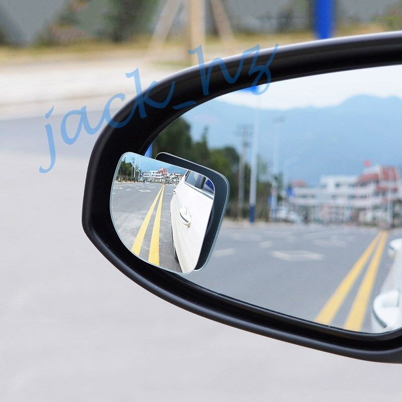 Adjustable Side Mirror Blind Spot Wide Angle Sight Auto