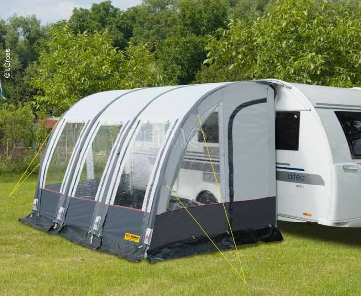 Reimo Rimini Air 390 Inflatable Caravan Porch Awning Ebay