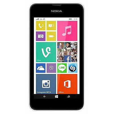 New Nokia Lumia 530 Unlocked Gsm Windows 8.1 Quad-core Phone