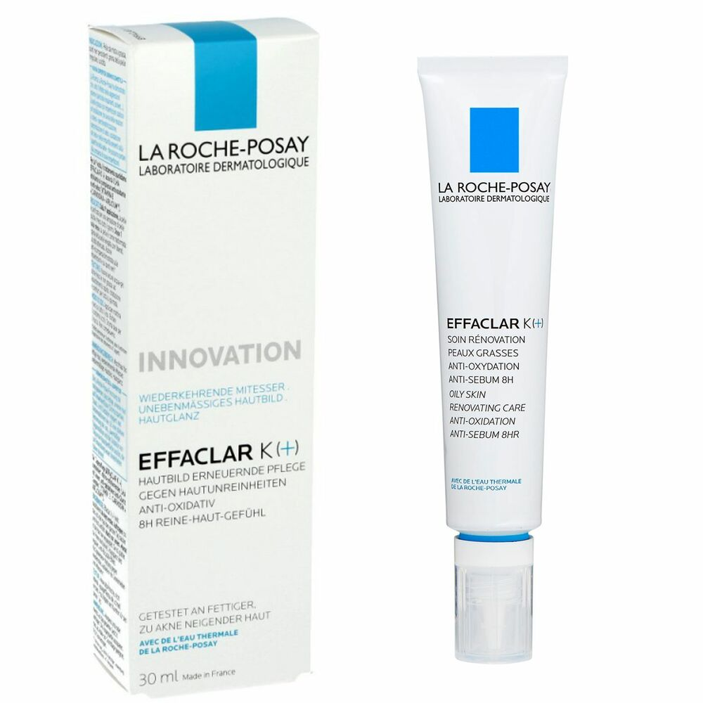 la roche posay effaclar k acne treatment 30ml oz exp date 08 2020 3337872419638 ebay. Black Bedroom Furniture Sets. Home Design Ideas