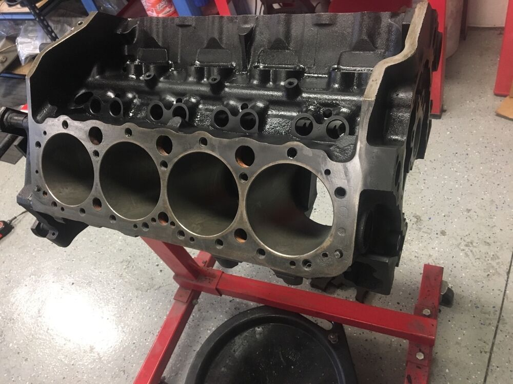 Small Block Chevy Motors SMALL BLOCK CHEVY SBC 5.7 350 355 383 .030 MACHINED ROLLER ...