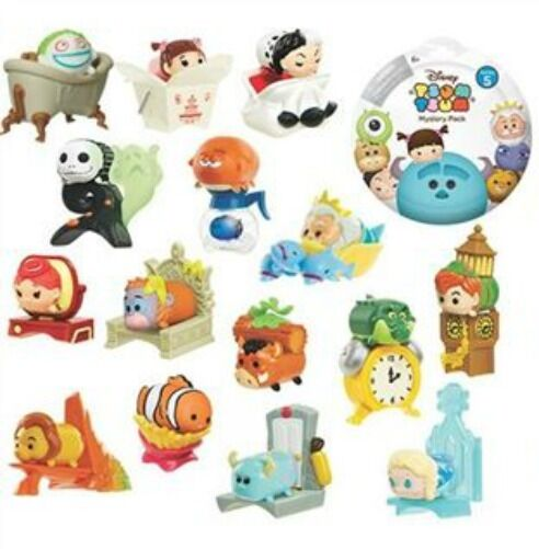 Disney Tsum Tsum Mystery Stack Pack Series 5 Amp 6 Blind