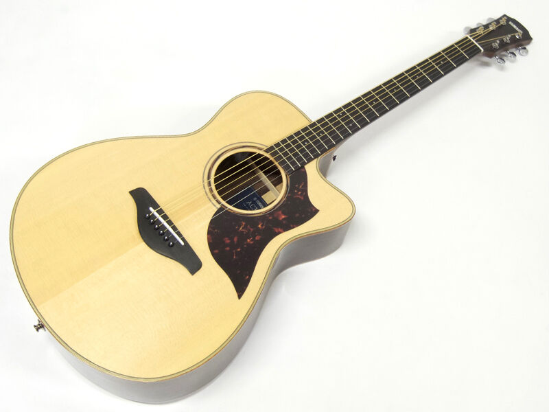 new yamaha electric acoustic guitar ac3r natural w gig bag ebay