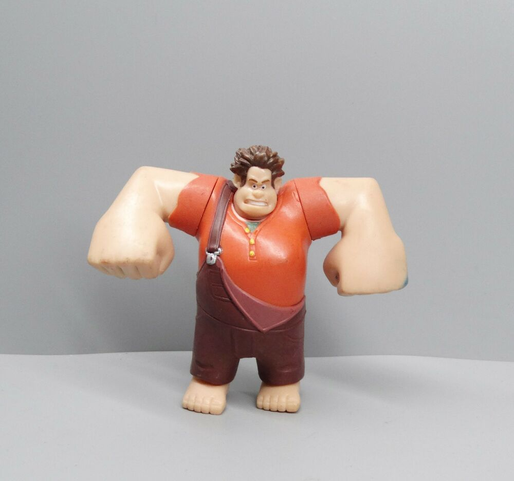 Wreck It Ralph Toys : Disney wreck it ralph hero quot action figure thinkway toys