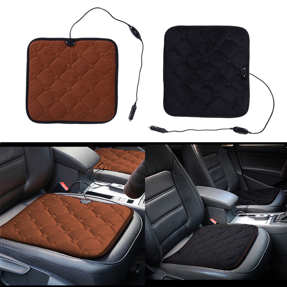 Electric Car Seat Heated Seat Cushion Heater Pad Switch