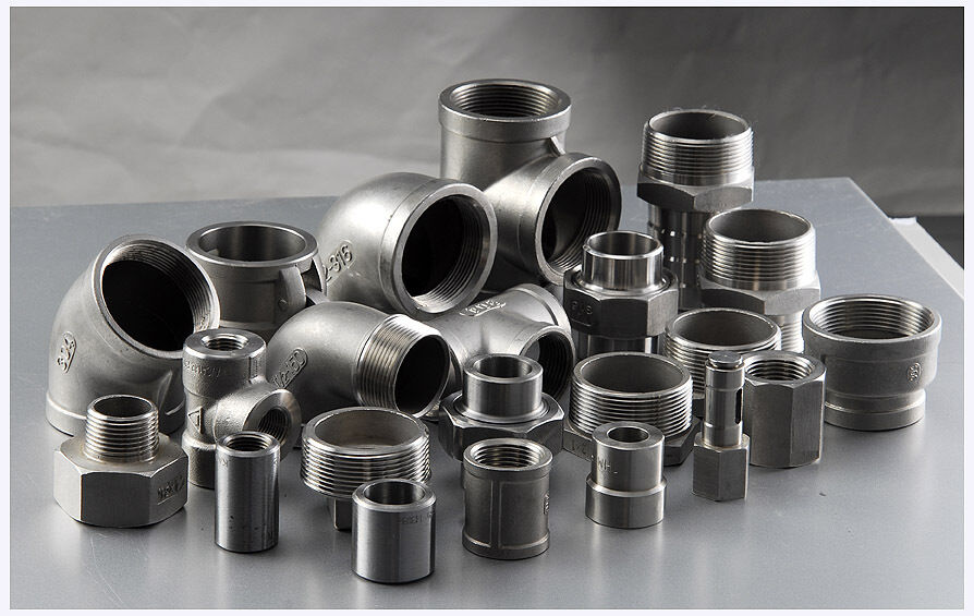 Stainless steel pipe fittings lb bsp quot to