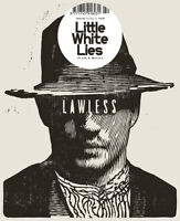 Little White Lies Magazine Lawless Tom Hardy Shia LaBeouf Jessica Chastain NEW