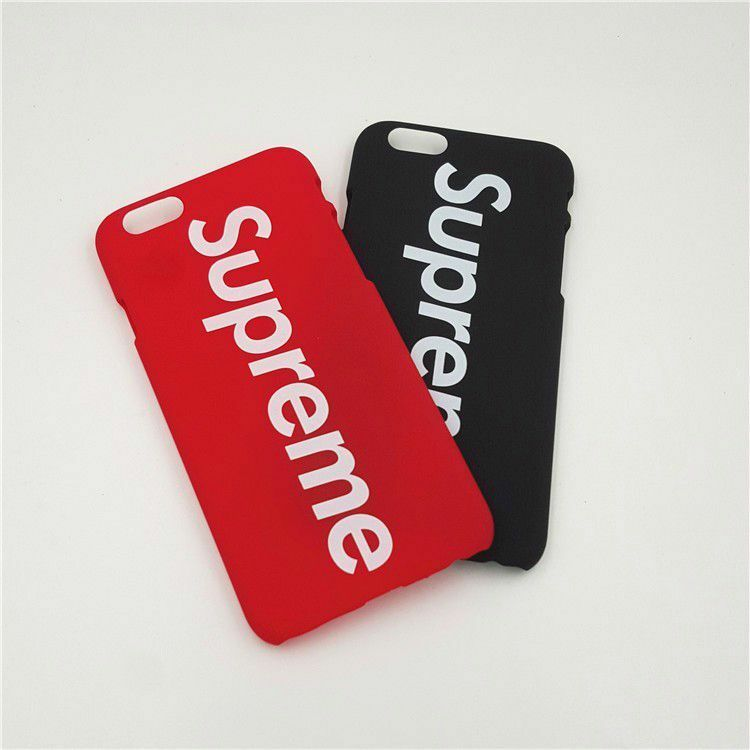 custom supreme box logo iphone 6 6s 7 8 plus x phone. Black Bedroom Furniture Sets. Home Design Ideas