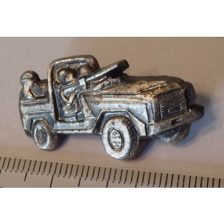 img-A-insigne militaire pucelle broche JEEP WILLYS DRAGO