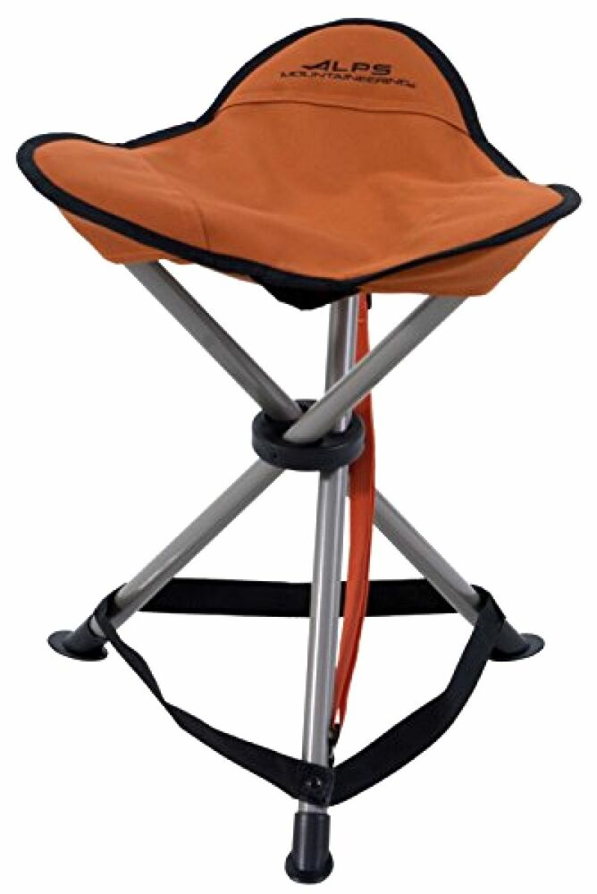 Stool Tri Leg Chair Seat Camping Folding Fishing Hiking