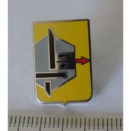 img-A-insigne militaire pucelle ARMEE DE TERRE 7° DIMO*