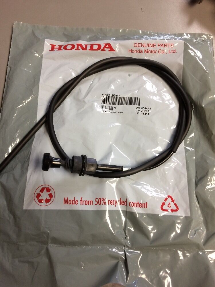 2000 2003 Honda Rancher 350 Carburetor Choke Cable Carb