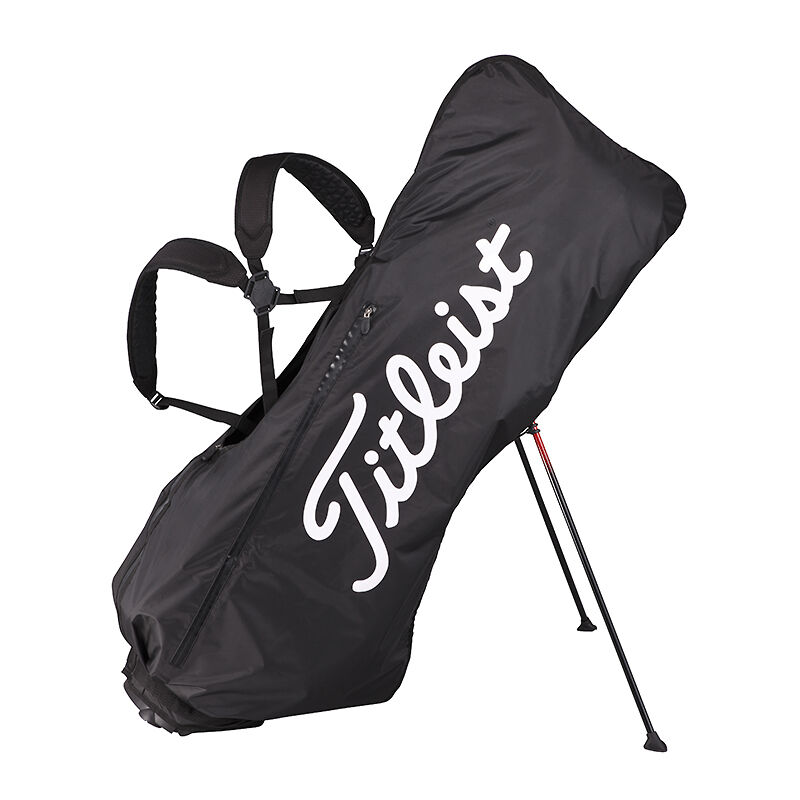 Titleist Japan Golf Travel Caddy Carry Bag Case Rain Cover Ajsrc7 2017 New Black Ebay