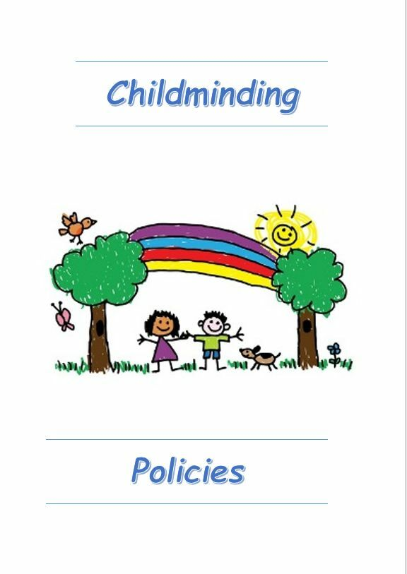 Eyfs Childminding 30 Policies Pack Printed Posted And