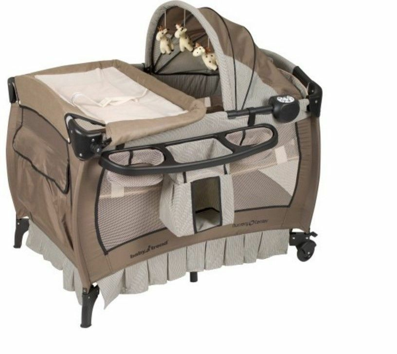 Baby nursery bassinet infant crib portable cradle newborn Portable bassinet
