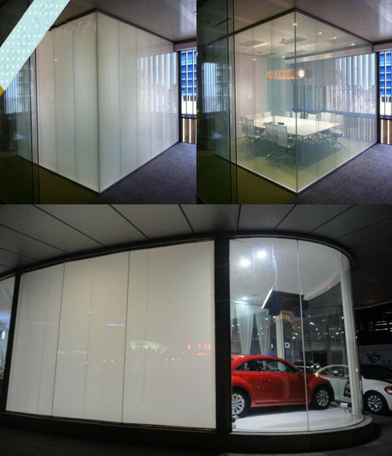 Switchable Privacy Film Smart Glass Window Blind Shade