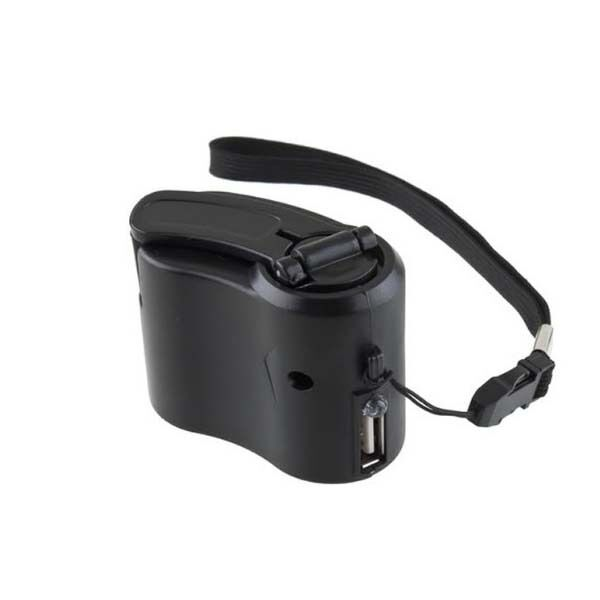 Hand Crank USB Mobile Phone Emergency Charger USB Gadgets