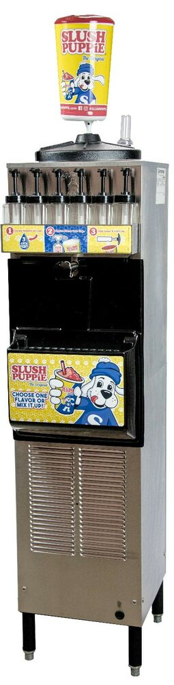 Stoelting 100-F Slush Puppie Machine Granita Smoothie Icee ...