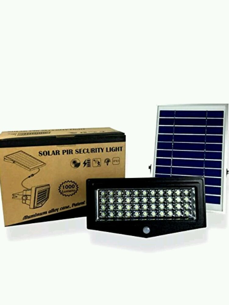Solar Power Led Motion Sensor Dust To Dawn Commercial