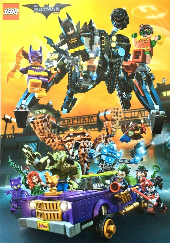 lego movie 2017 poster - photo #17