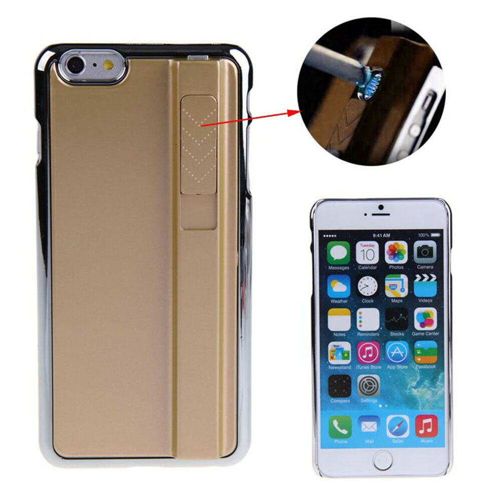 iphone lighter case upscale multifunction chargeable cigarette lighter opener 11992