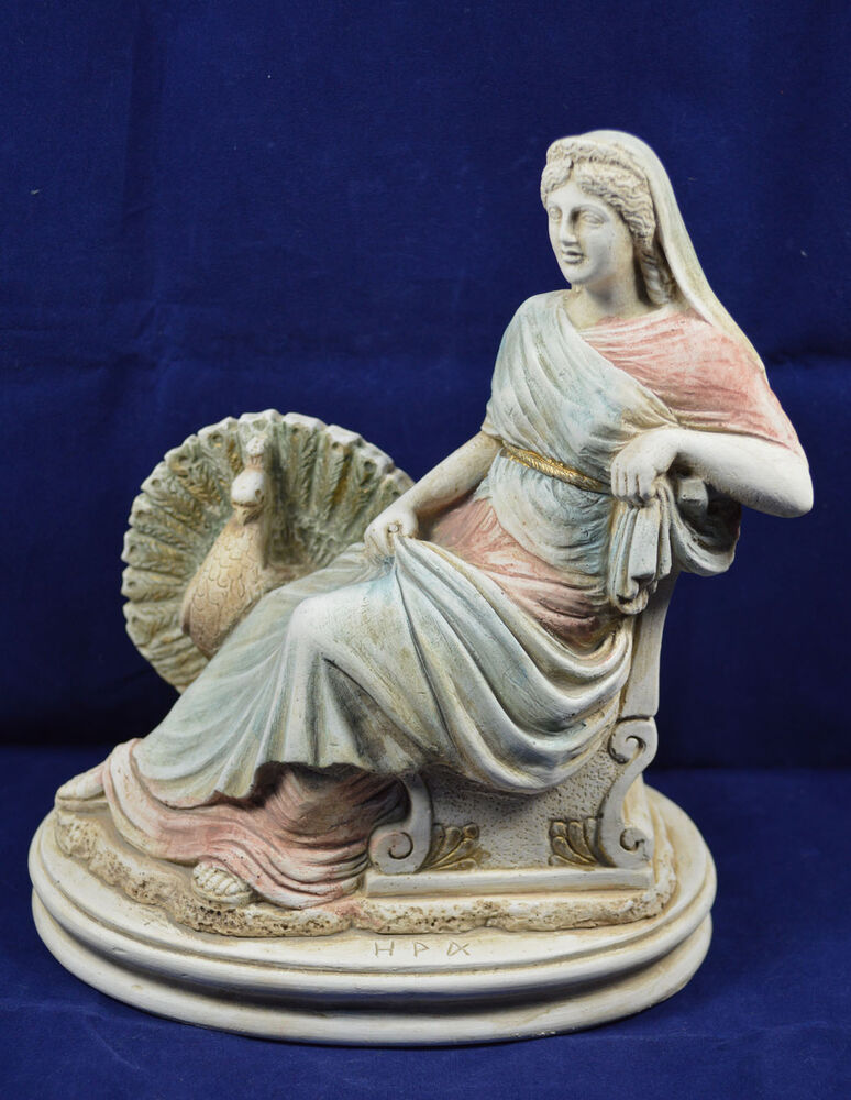 Hera sculpture ancient Greek Goddess of women statue ...