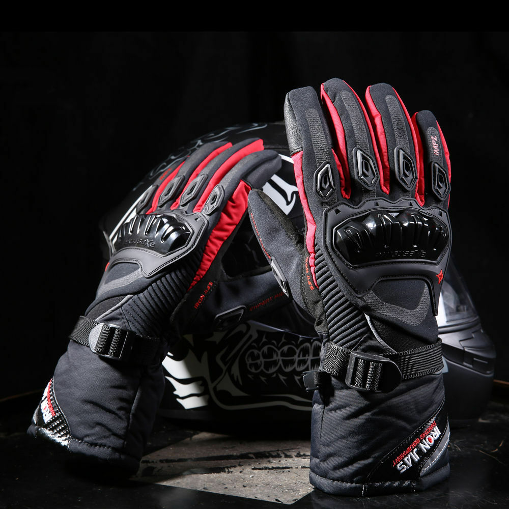Motorcycle Rider Protective Gloves Touch Screen Winter