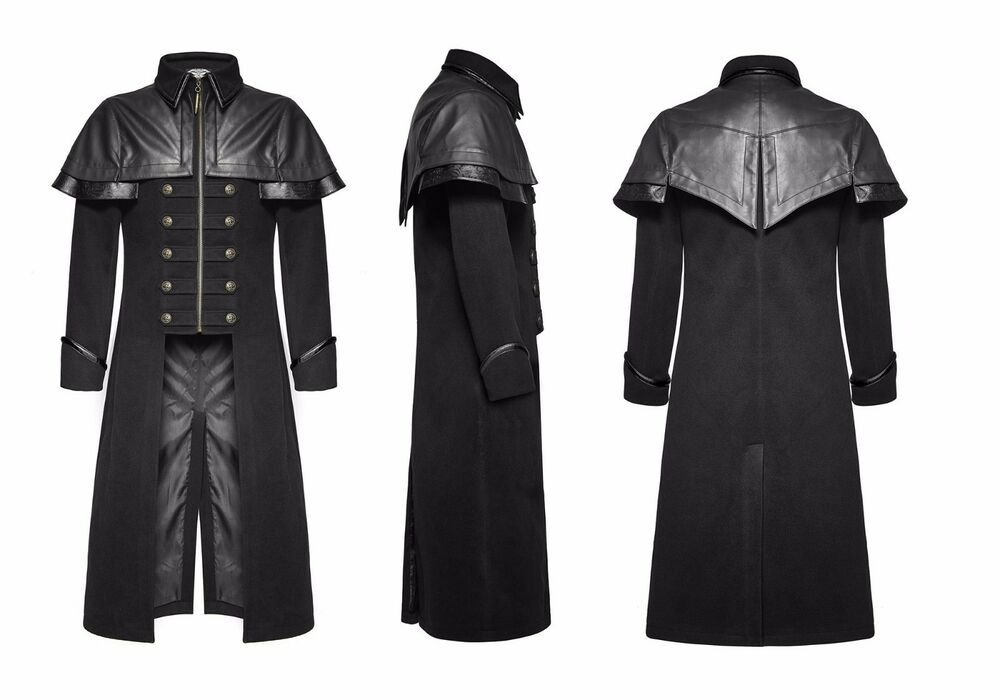 Gothic Long Coat | eBay