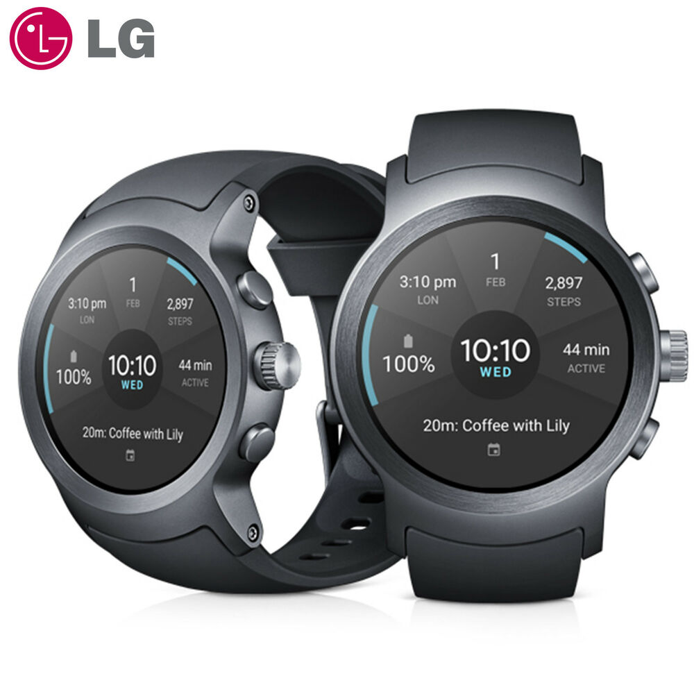 LG Watch Sport LTE W281 Android Wear 2.0 RAM 4GB Smart ...