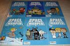 Space Warped 1 B Variant 2 3 4 5 6 Full Set Star Wars Parody RARE