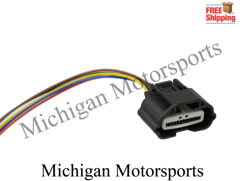 5 wire maf mass air flow connector fits nissan infiniti