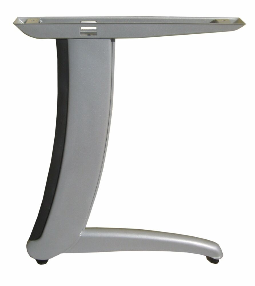Metal Coffee Table Legs Ebay: 2pc/set C Style L Shape Gray Metal Table Legs For Home
