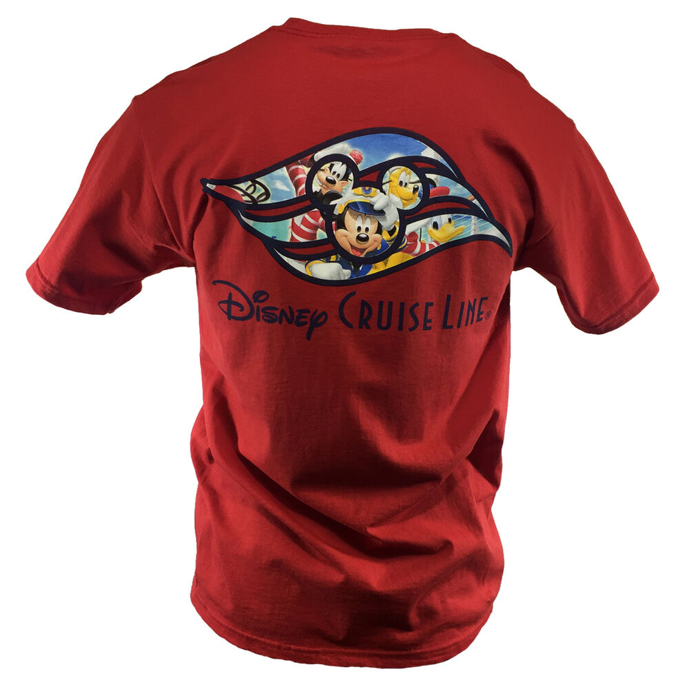 men 39 s disney cruise line t shirt mickey and friends dale. Black Bedroom Furniture Sets. Home Design Ideas