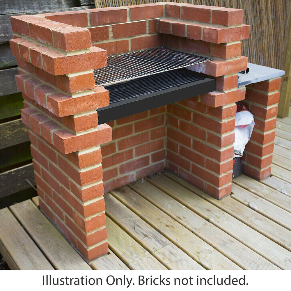 Brick Build Bbq Kit