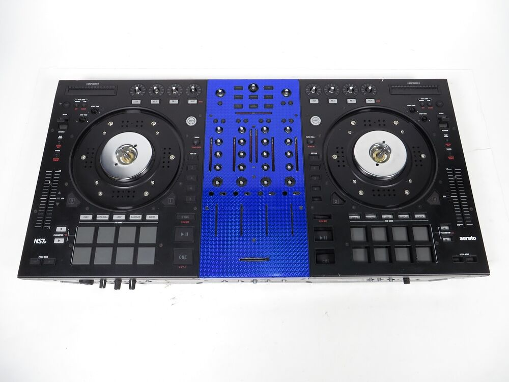 as is numark ns7 ii serato dj controller for parts repair 2 ebay. Black Bedroom Furniture Sets. Home Design Ideas