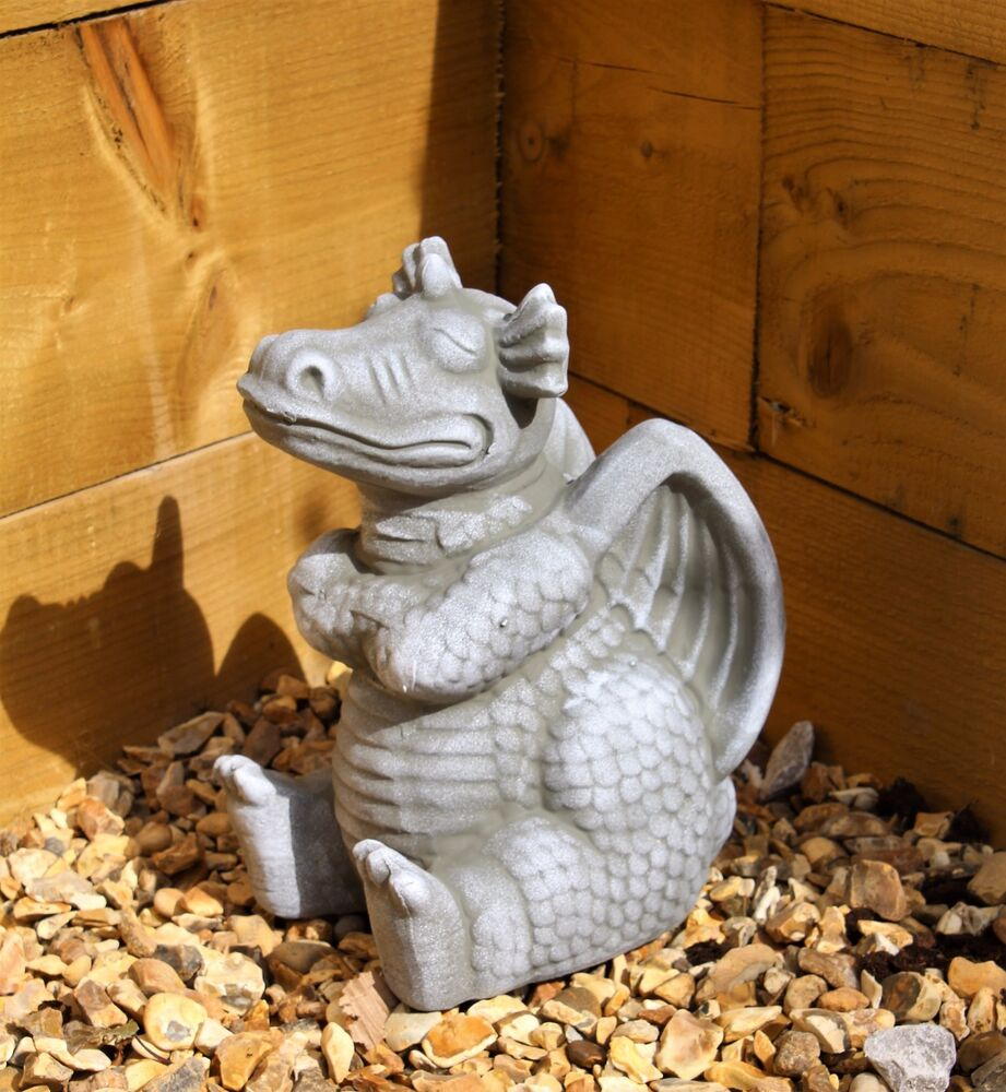 dragon garden ornament