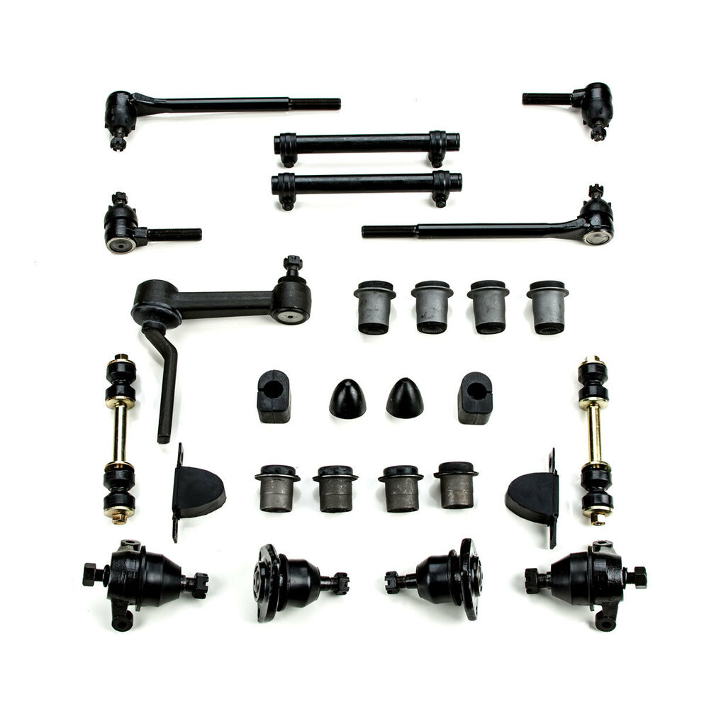 1963 1964 chevrolet full size new front end suspension master rebuild kit