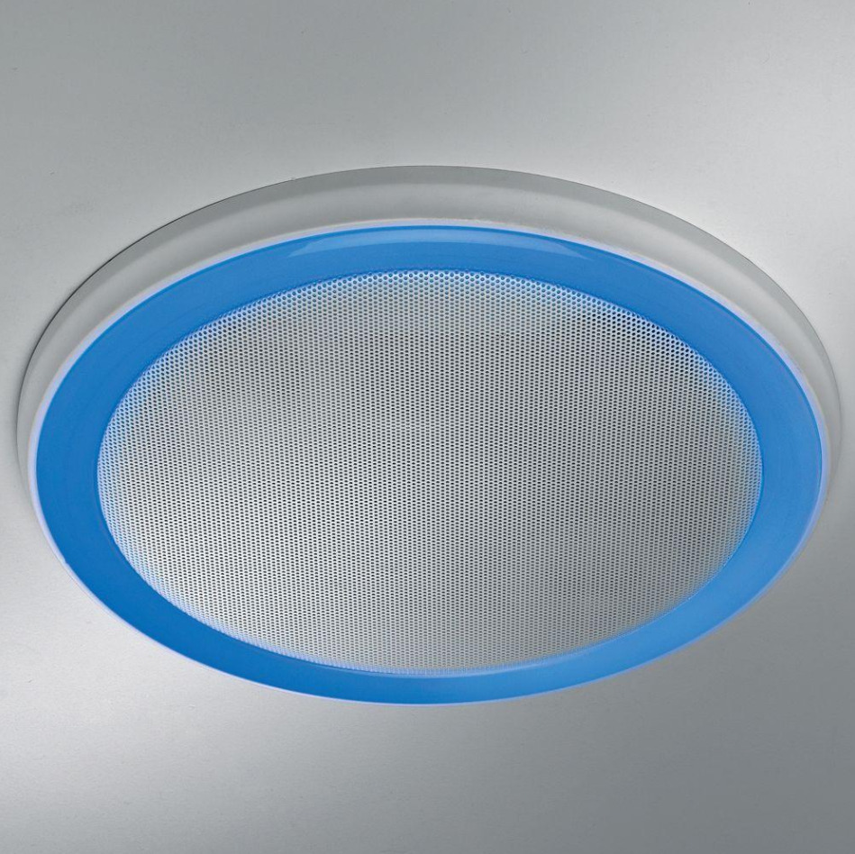 Bluetooth Speaker Bath Fan Led Light Exhaust Ventilation