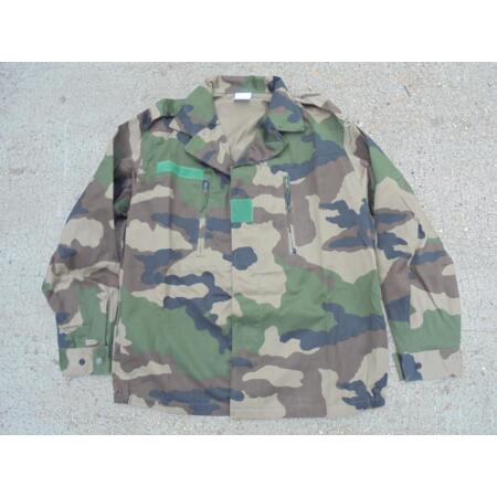 img-NEW French Military Army Central European Camouflaged CCE Shirt - LARGE SIZE