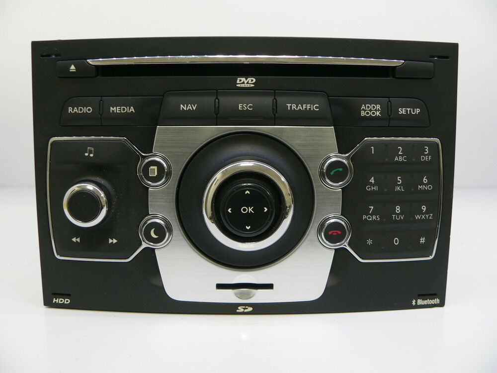 peugeot 3008 5008 radio navigation gps ng4 navi drive 3d wip com 3d ebay. Black Bedroom Furniture Sets. Home Design Ideas