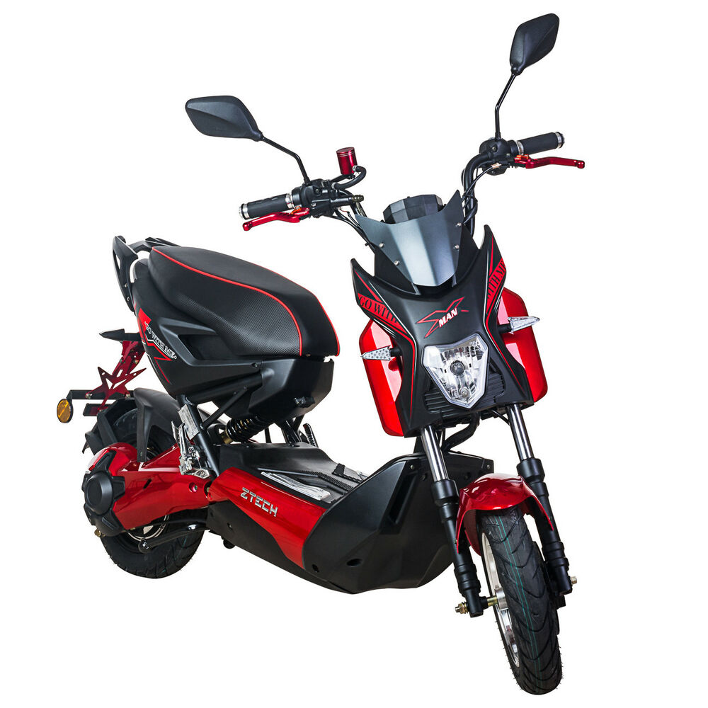 electric scooter 1200w electric street bike motorcycle up. Black Bedroom Furniture Sets. Home Design Ideas