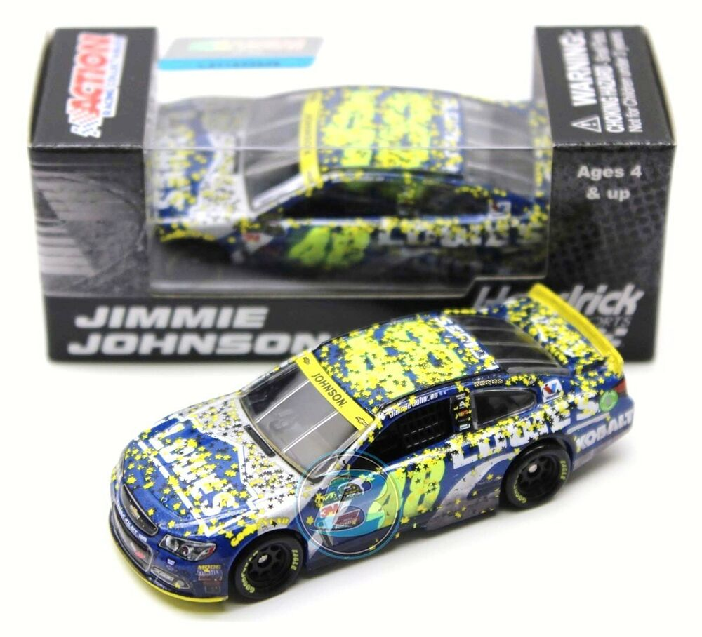 Jimmie Johnson Chevy >> Jimmie Johnson 2016 ACTION 1:64 #48 Lowe's Homestead Win Chevy SS Nascar Diecast 886154105040 | eBay